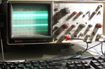Kultowy Quake Odpalony Na Oscyloskopie