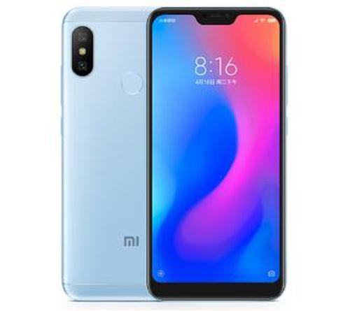 Xiaomi Mi A2 Lite 32GB (niebieski)