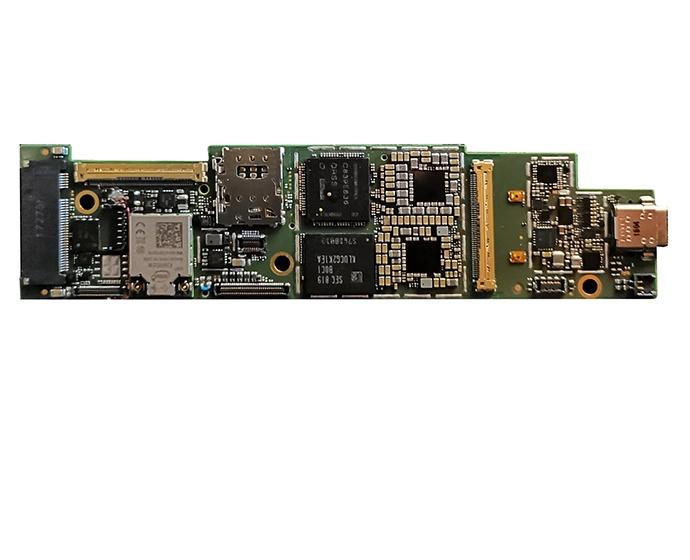 Procesory z serii Lakefield są znacznie mniejsze od konkurencji