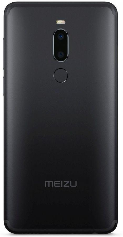 Meizu M8 64GB czarny (MEIZUM864GBBLACK)