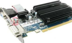 Sapphire ATI Radeon HD 6450 2GB GDDR3 (64 bit) HDMI, DVI, D-Sub (11190-09-20G)