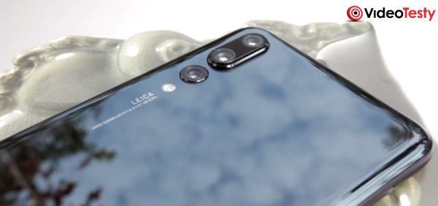 Huawei P20 Pro plecki