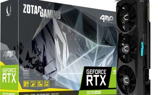 Zotac GeForce RTX 2070 SUPER Gaming AMP Extreme 8GB GDDR6