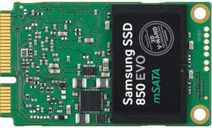 Samsung 850 EVO 1TB mSATA3 (MZ-M5E1T0BW)