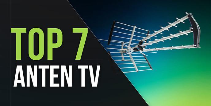 TOP 7 Anten TV - Telewizja na Wysokim Poziomie!