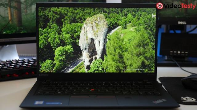 Lenovo Thinkpad X1 Carbon jakość obrazu