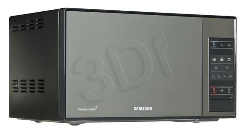 Kuchenka mikrofalowa Samsung ME83X (Wolnostojąca/Stal)