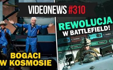 Jeff Bezos w kosmosie, iPhone SE 3 z 5G, Battlefield Portal - VideoNews #310