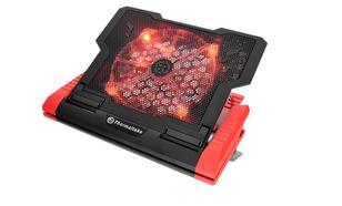 "Thermaltake Podstawka chłodząca pod NB'ka - Massive 23 GT (10~17"", 200mm Fan, LED) mesh - czerwona"