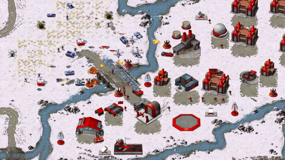Command & Conquer Remastered