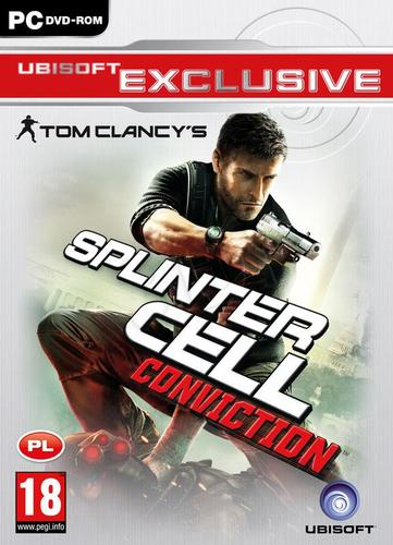 UEX RED Tom Clancy's Splinter Cell Conviction