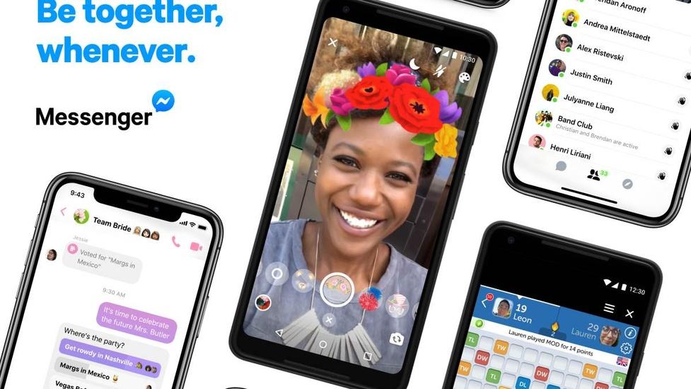 Nowy Messenger - Mniej botów, lepszy wygląd