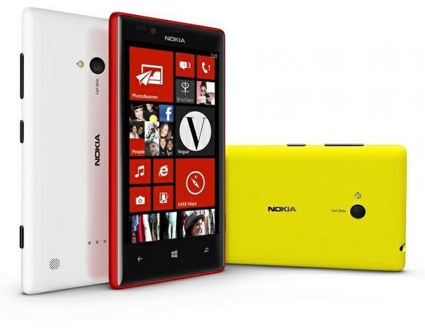 Nokia Lumia 720 fot1