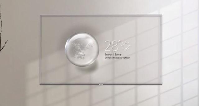 Nowe telewizory Samsung wyposażone są w Ambient Mode