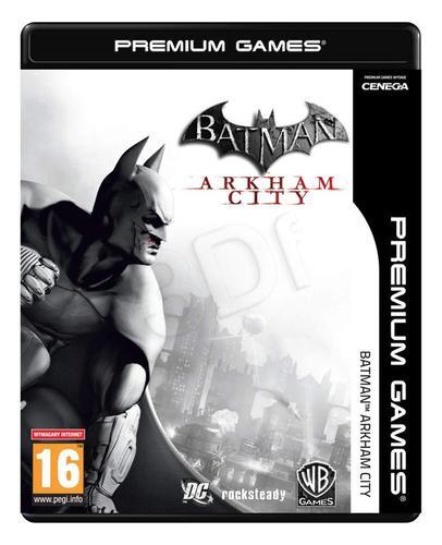 NPG Batman Arkham City