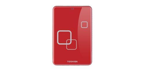 Toshiba Stor.E ART 3, 2.5'' - 500GB red