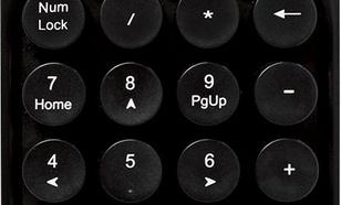 LogiLink numeryczna, USB, 18 klawiszy, 1.5m