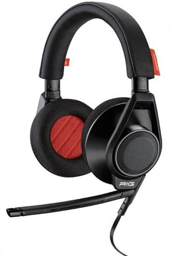 Plantronics Gamecom RIG SURROUND PC Black + gry Wiedźmin I i II