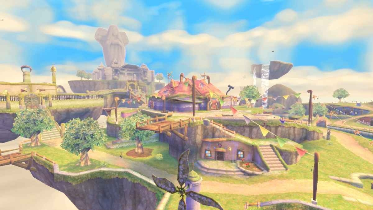 The Legend of Zelda: Skyward Sword HD - Zelda w opałach!