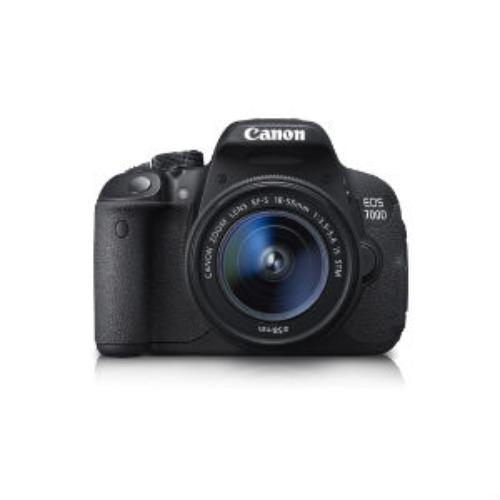 Canon EOS 700D + 18-55 STM kit