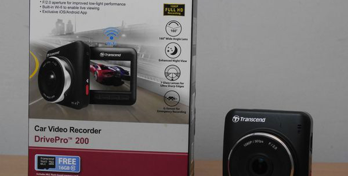 Transcend DrivePro 200 Test Praktyczny Videorejestratora Samochodowego