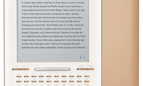 Iriver Story HD - nowoczesny czytnik e-booków