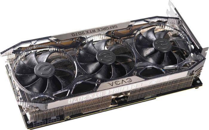 EVGA RTX 2070 FTW3 Ultra Gaming 8GB GDDR6, 256-bit (08G-P4-2277-KR)