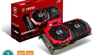 MSI Radeon RX 470 Gaming X 4GB GDDR5 (256 Bit) 2x HDMI, 2x DP, DVI-D, BOX (V341-002R)