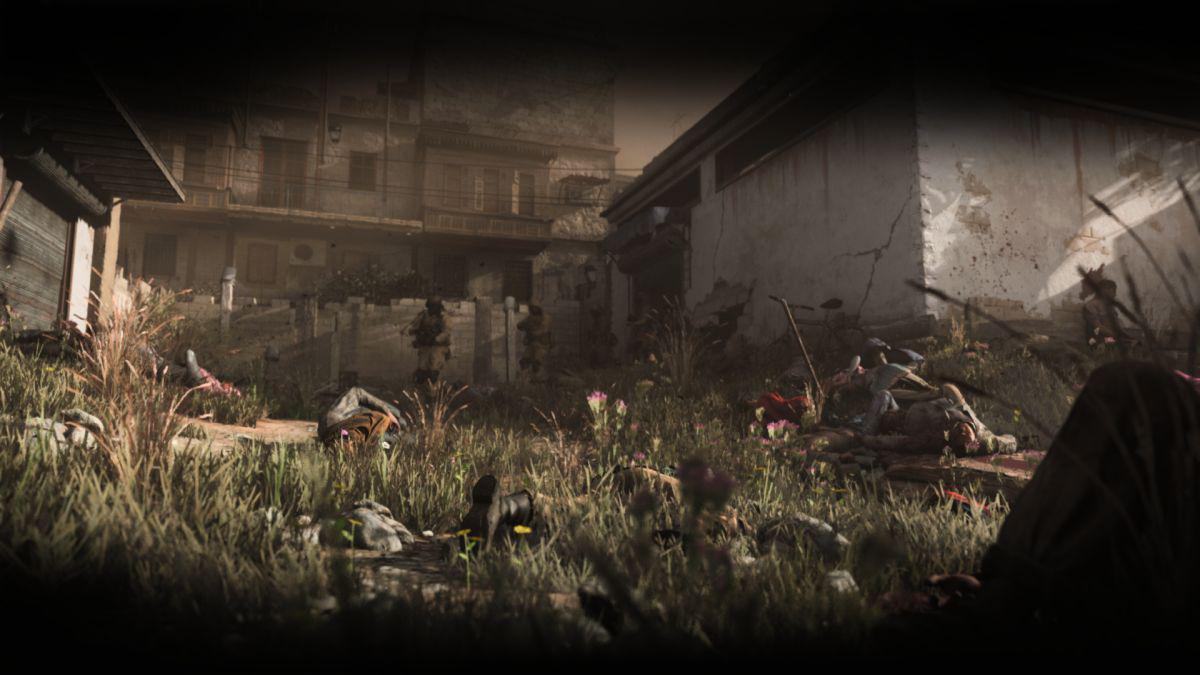 Call of Duty: Modern Warfare - Klimatyczna misja