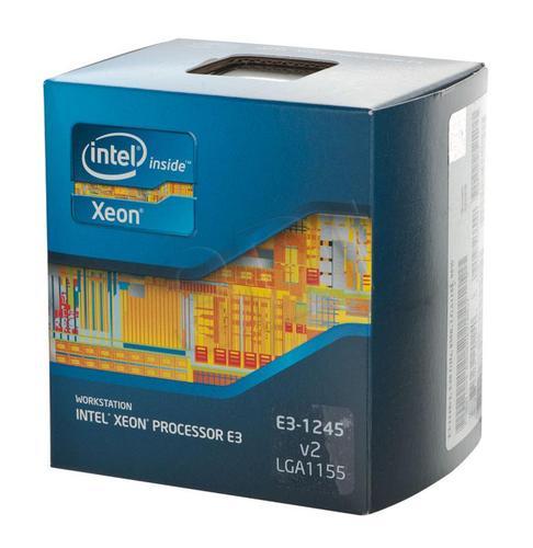 INTEL XEON E3-1245V2 BX80637E31245V2