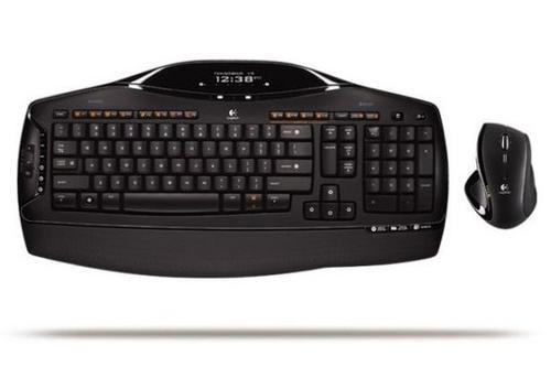 Logitech Wireless Desktop Revolution MX5500
