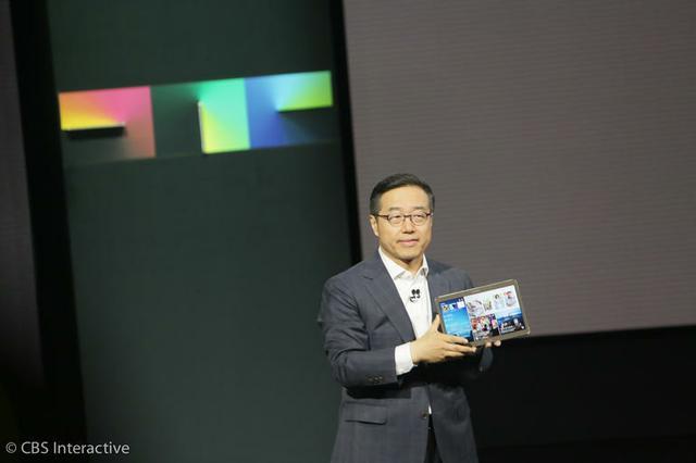 Tablety Galaxy Tab S od Samsunga