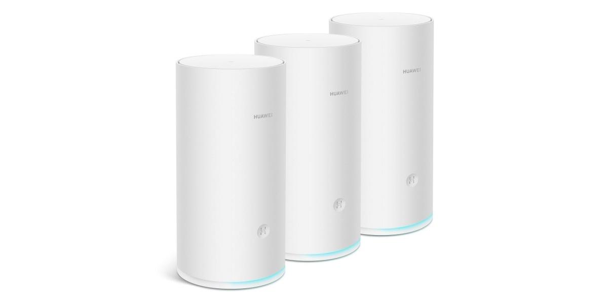 Huawei Wi-Fi Mesh przypomina wyglądem modemy producenta