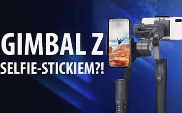 Feiyutech Vimble 2 - Gimbal z selfie-stickiem!
