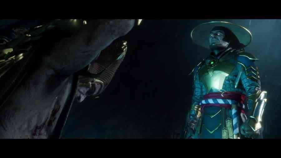 Mortal Kombat 11 - Ma świetne przerywniki filmowe!