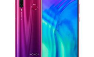 Honor 20 Lite 4+128 (czerwony)