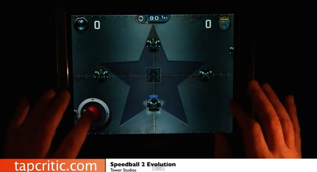 Speedball 2 Evolution - prezentacja gry
