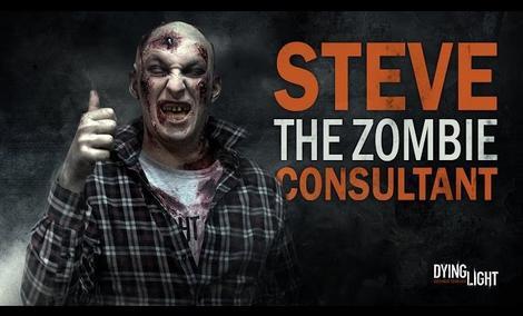 Steve - Uroczy Konsultan Zombie!