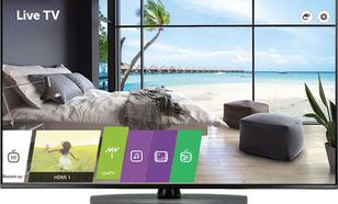 LG LG Electonics 55UT761H HOTEL TV 55IN/UHD DVB - T2 / C IN