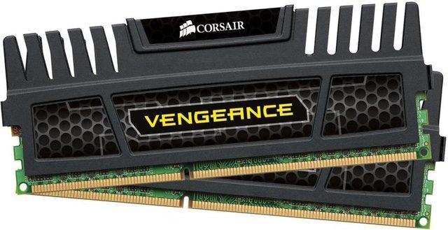 Corsair 8GB Vengeance DDR3 - oryginalny wygląd i duża wydajność