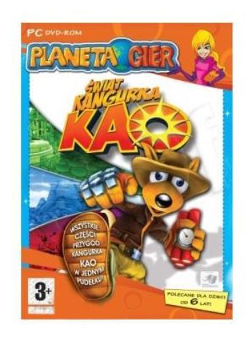Świat Kangurka Kao
