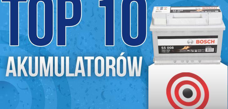 Akumulatory – Prezentujemy Dziesięć Najpopularniejszych Akumulatorów