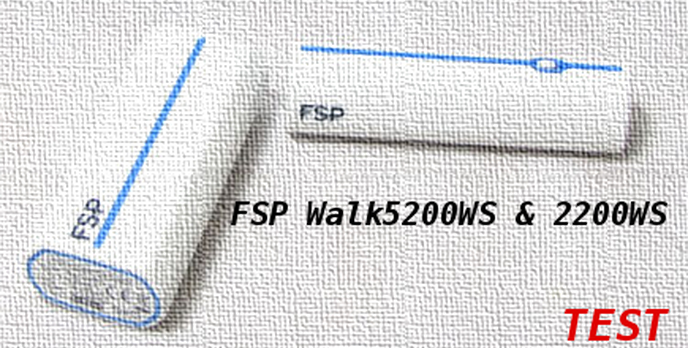 FSP Walk5200WS oraz Walk220WS test Power Banków