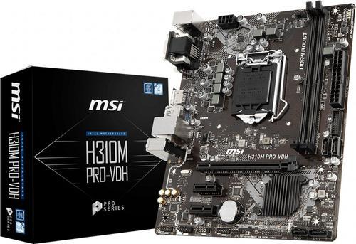 MSI H310M PRO-VDH PLUS (7C09-001R)