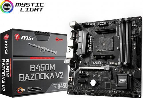 MSI B450M BAZOOKA V2