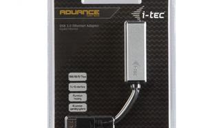 i-Tec USB 3.0 Gigabit Ethernet Adapter karta sieciowa USB 10/100/1000 Mbps
