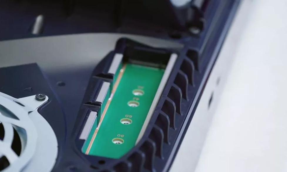 PS5 ze wsparciem dla standardowych dysków SSD NVMe M.2