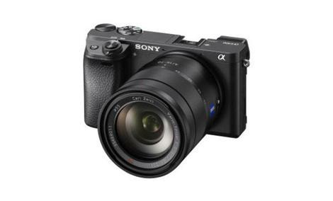 Sony α6300 - Imponujące Materiały 4K