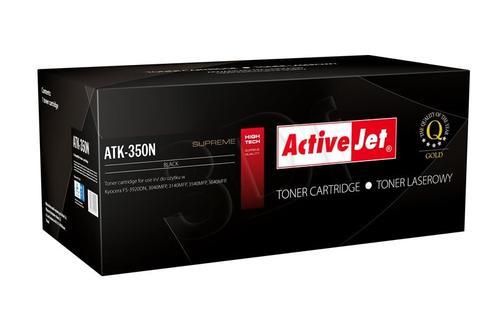 ActiveJet ATK-350N toner Black do drukarki Kyocera (zamiennik Kyocera TK-350) Supreme