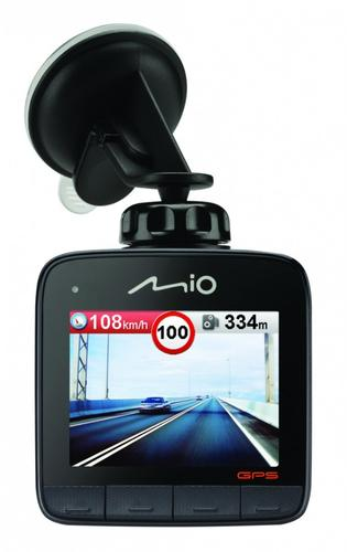 Mio MiVue 538 Drive Recorder inc 8GB MicroSD and SC + baza fotoradarów